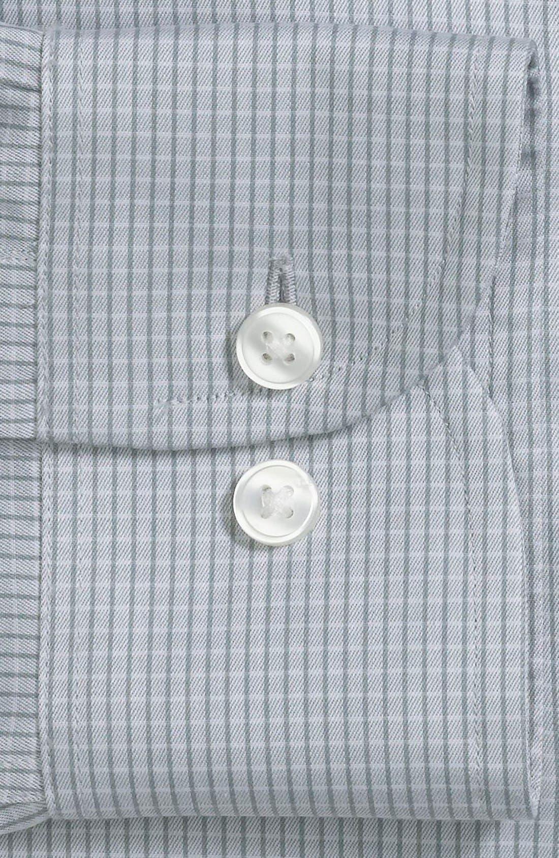 Alternate Image 4  - Michael Kors Regular Fit Non-Iron Dress Shirt