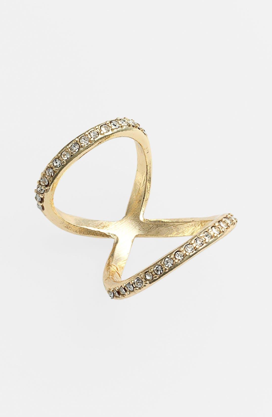 Alternate Image 1 Selected - Tildon 'Infinity' Ring