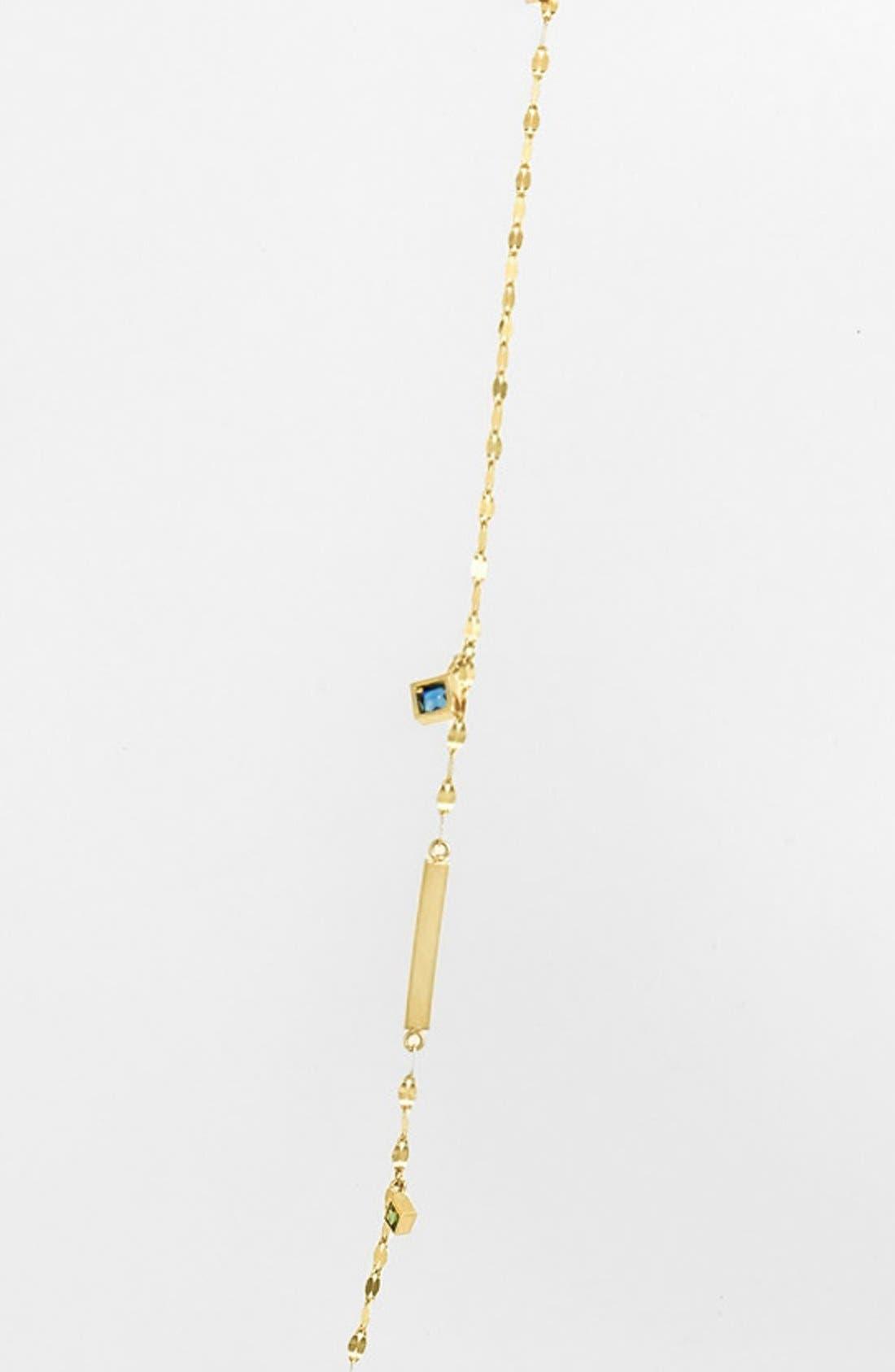 Alternate Image 2  - Lana Jewelry Long Station Necklace