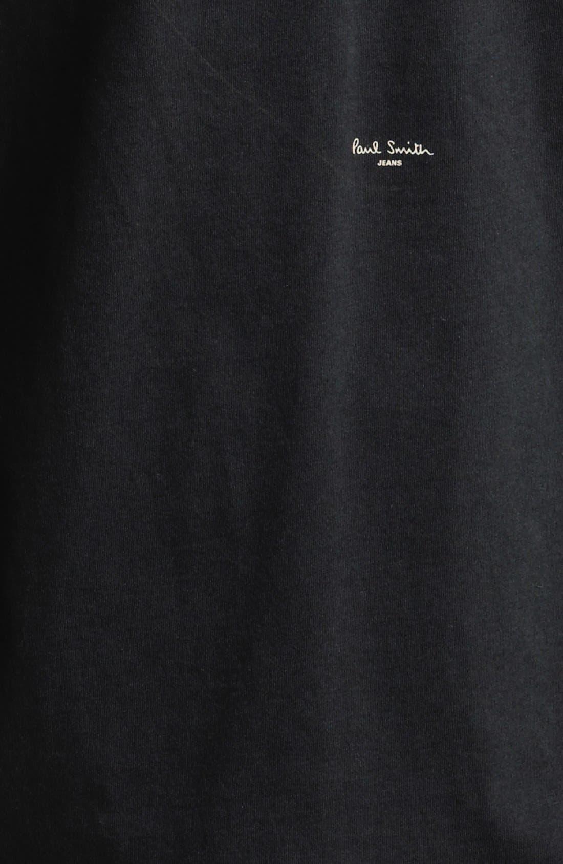 Alternate Image 3  - Paul Smith Jeans Skull Print T-Shirt