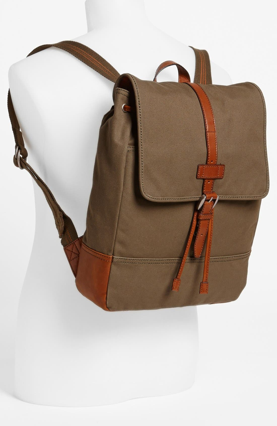 Alternate Image 4  - Fossil 'Emerson' Backpack