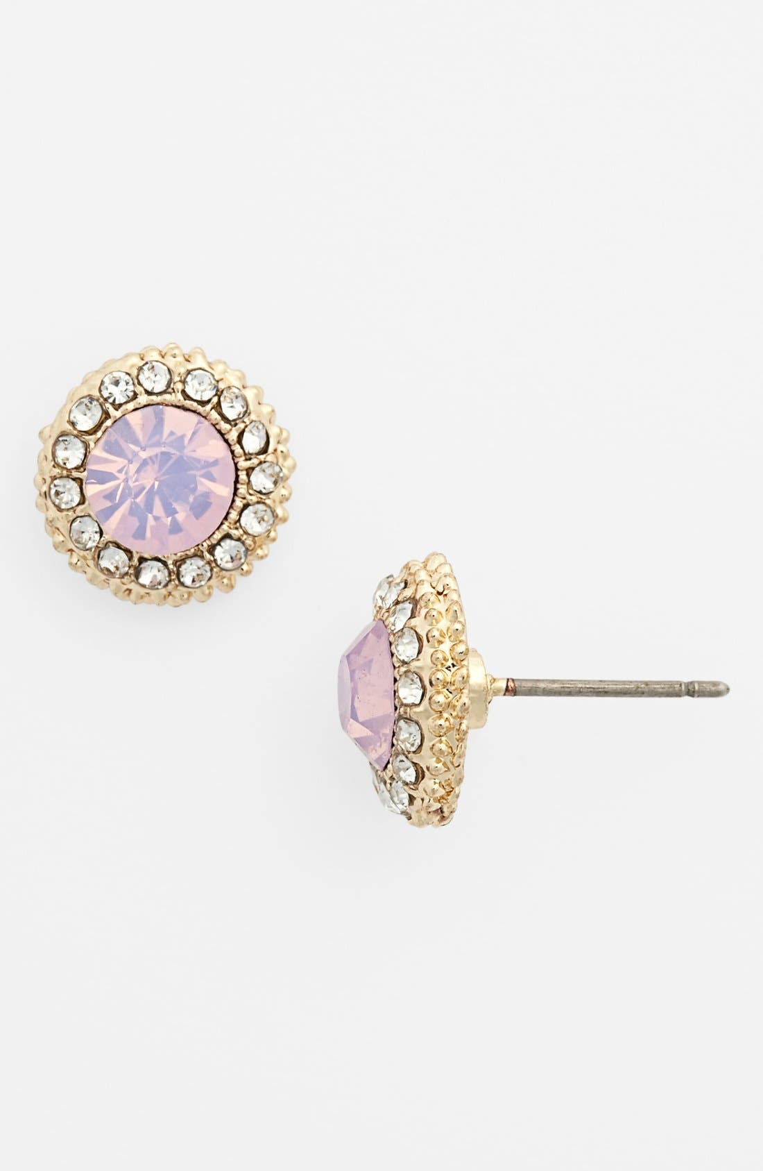 Alternate Image 1 Selected - BP. Sparkle Stud Earrings (Juniors)