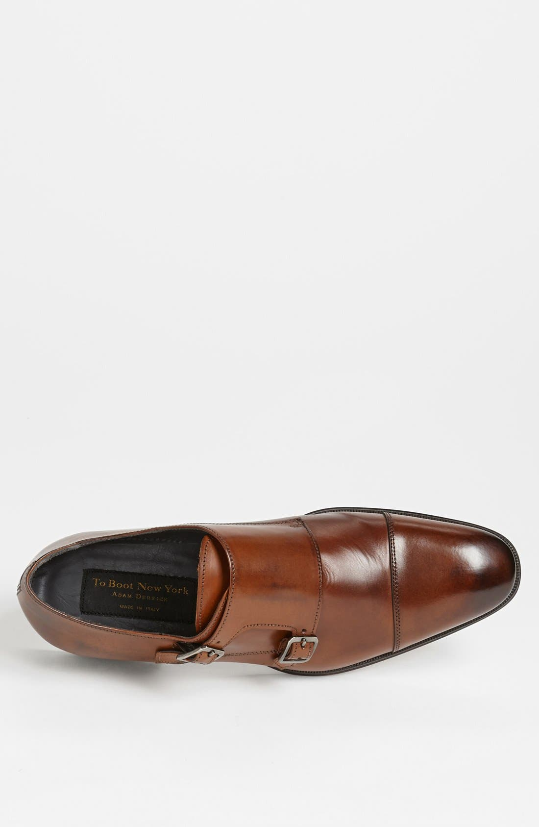 Alternate Image 3  - To Boot New York 'Langley' Double Monk Strap Slip-On (Online Only)