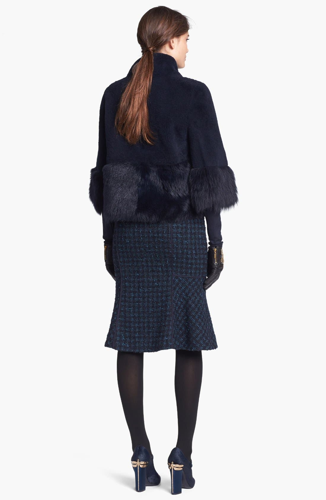 Alternate Image 5  - Tory Burch 'Sloane' Tweed Skirt