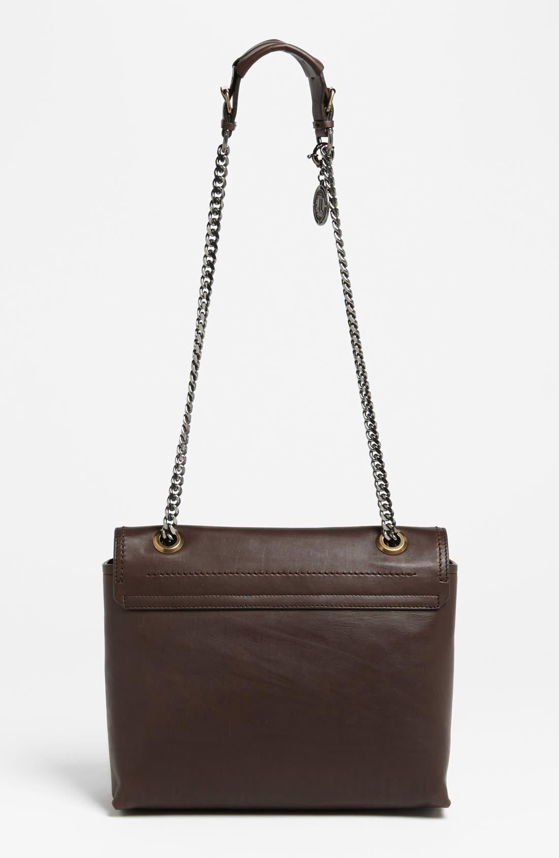 Alternate Image 4  - Lanvin 'Happy - Medium' Leather Flap Shoulder Bag