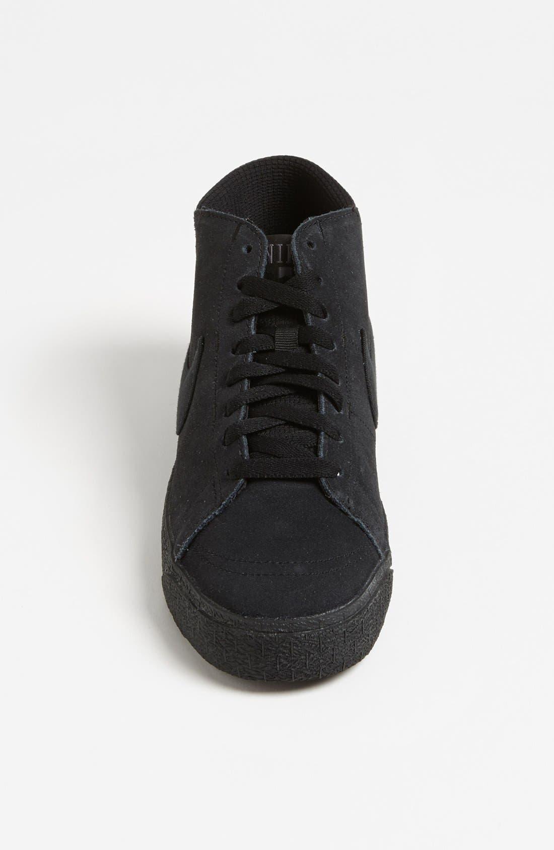 Alternate Image 3  - Nike 'Blazer Mid LR' Skate Shoe (Men)