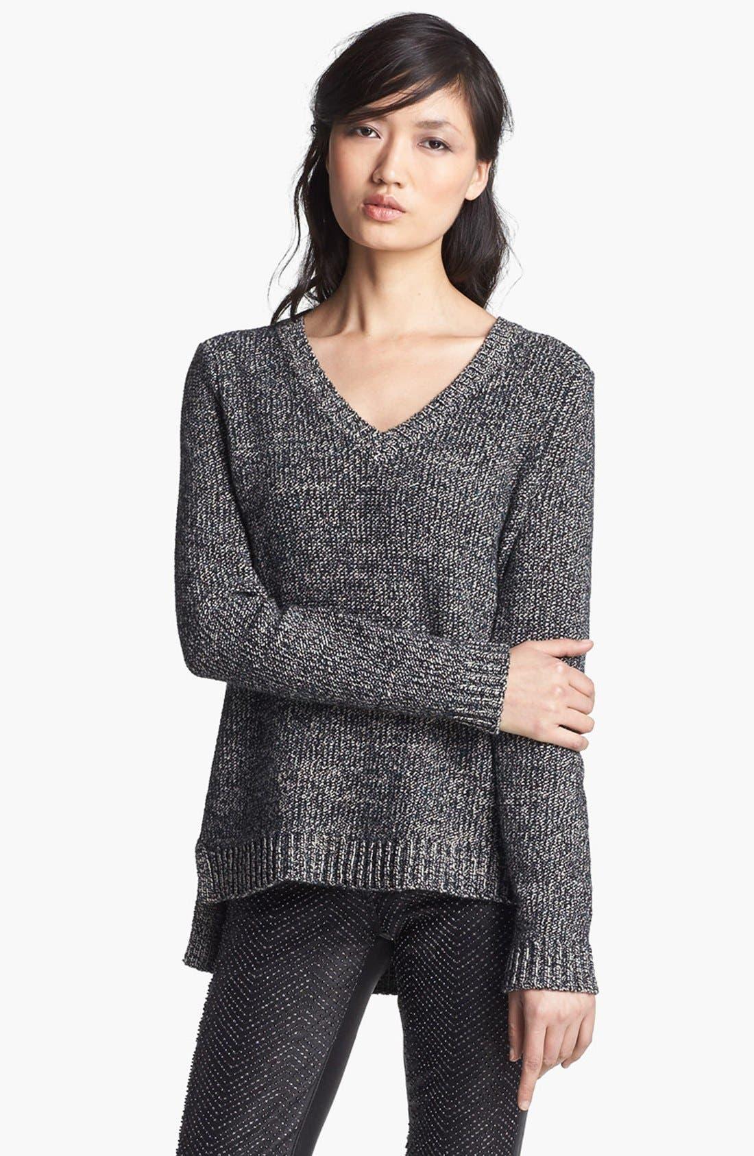 Alternate Image 1 Selected - rag & bone 'Jackie' Wool Pullover