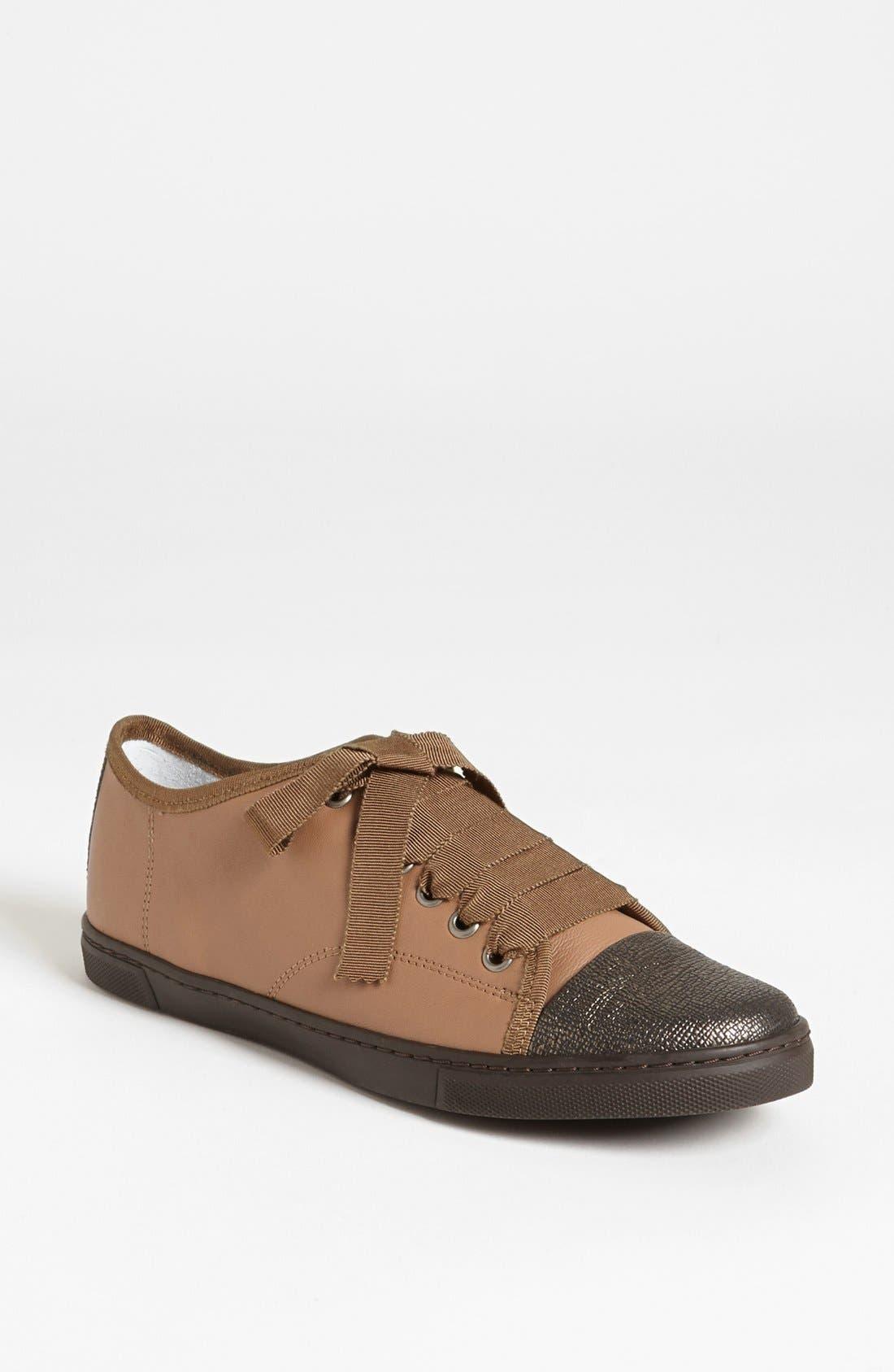 Alternate Image 1 Selected - Lanvin Low Sneaker