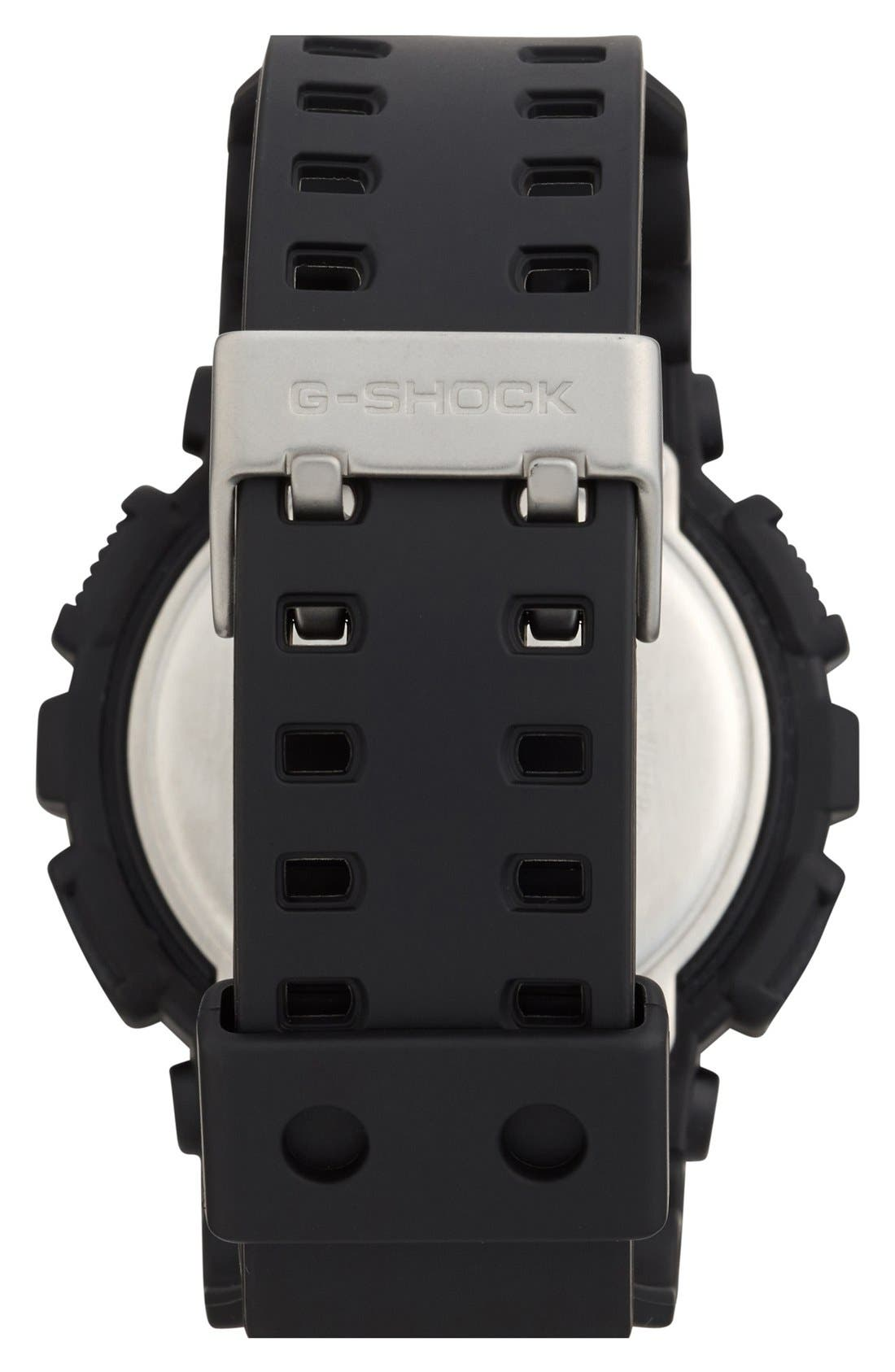Alternate Image 2  - G-Shock 'X-Large Ana-Digi' Watch, 55mm x 51mm (Online Only)