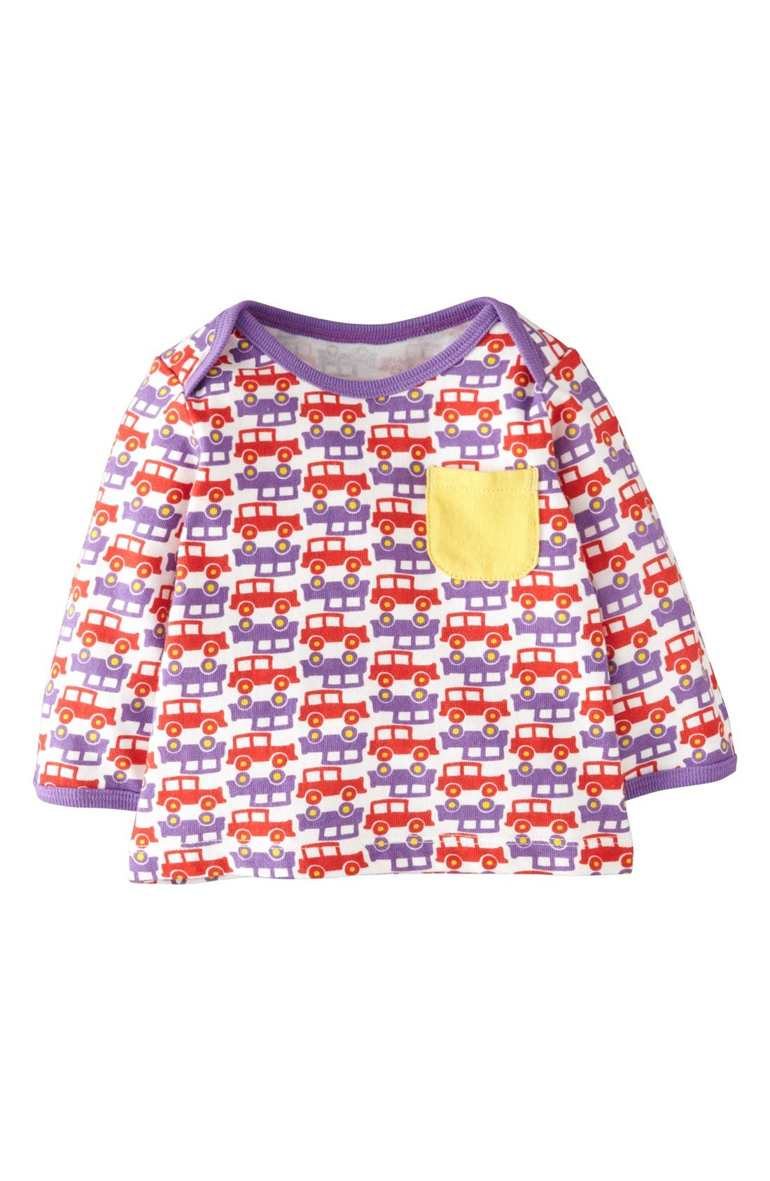 Alternate Image 1 Selected - Mini Boden Print T-Shirt (Baby Boys)