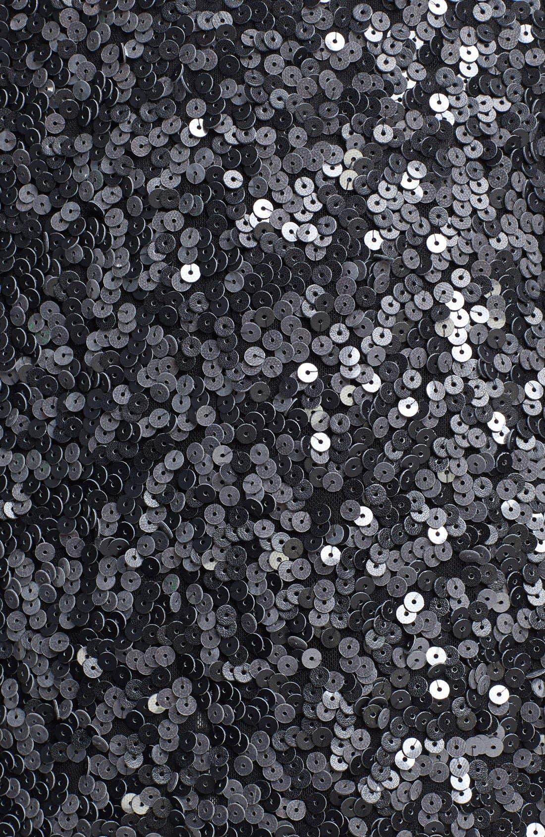 Alternate Image 3  - Rachel Zoe 'Paulie' Long Sequin Jacket