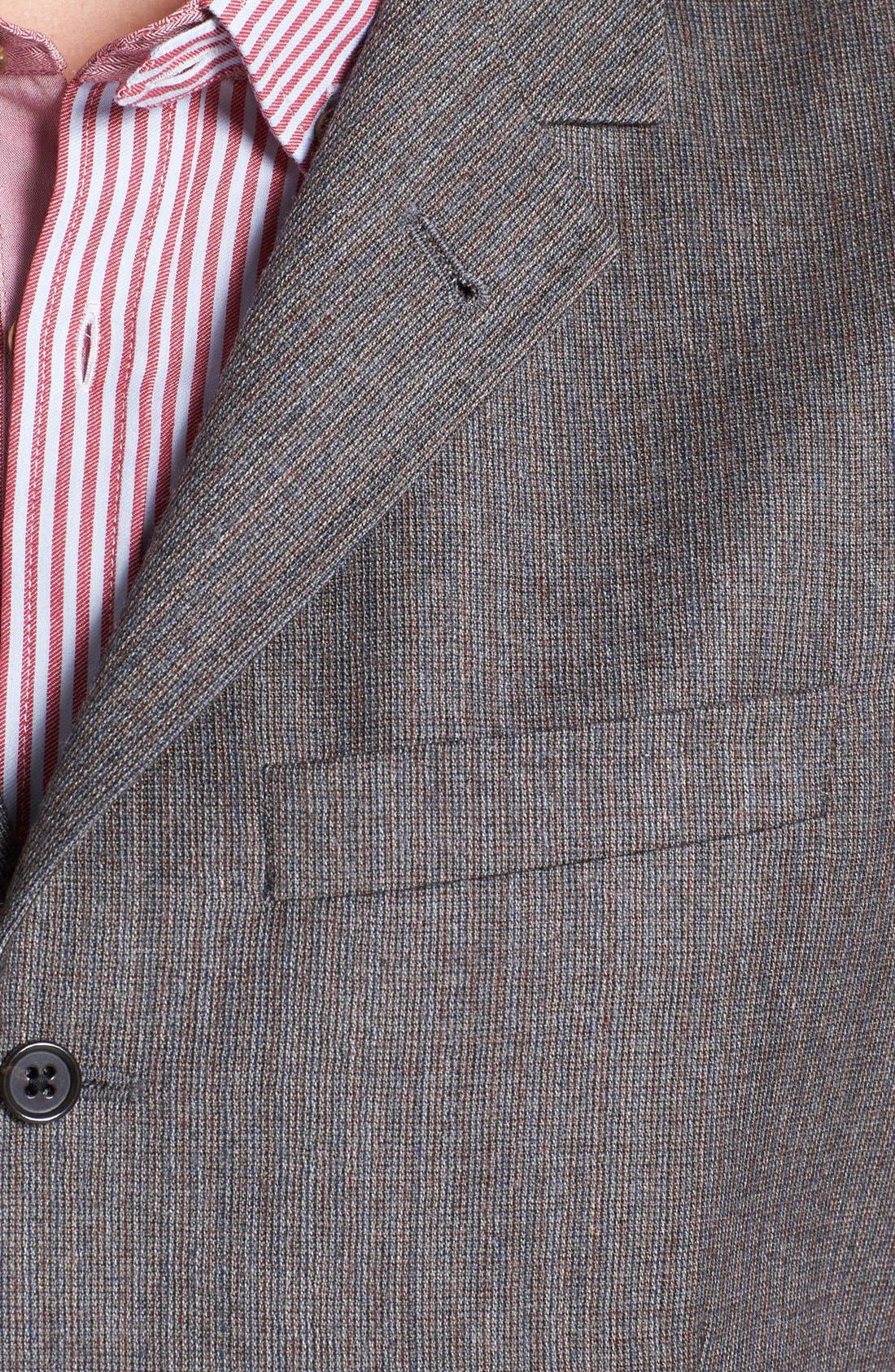 Alternate Image 2  - Ted Baker London Wool Vest