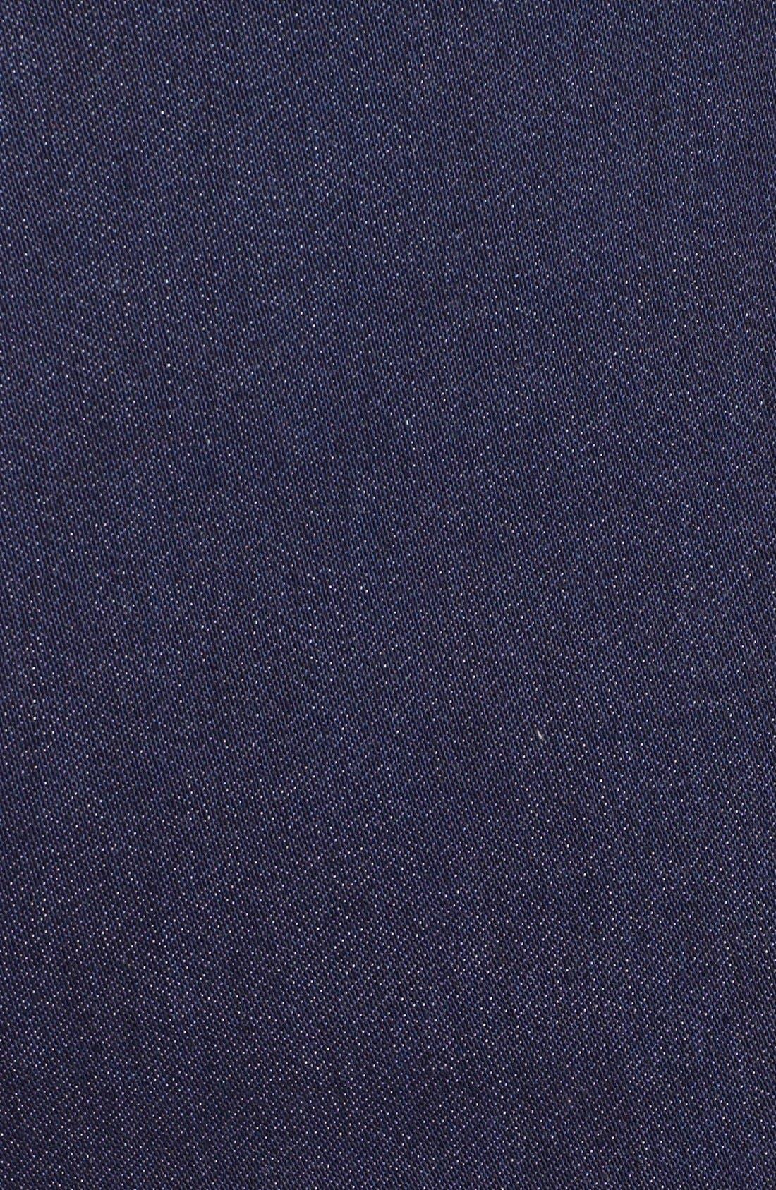 Alternate Image 5  - St. John Yellow Label Denim Leggings