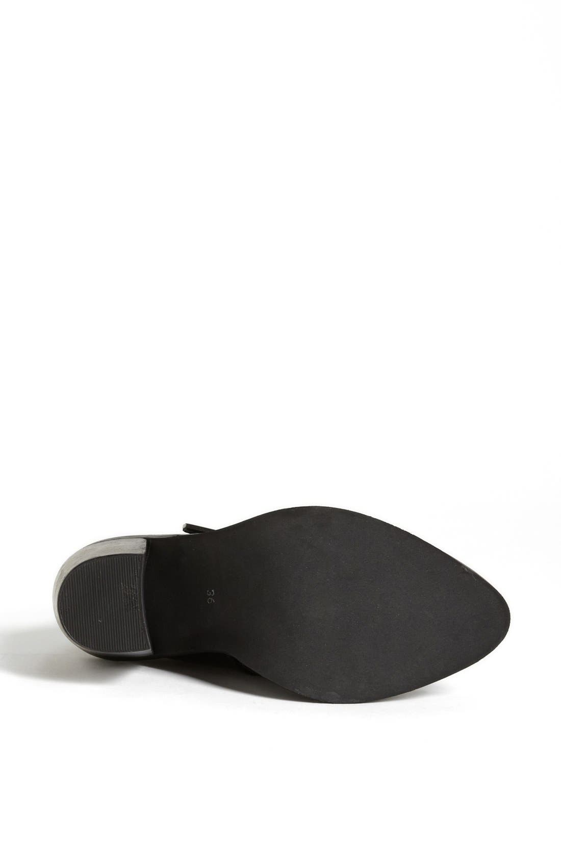 Alternate Image 4  - Topshop 'Aleta' Monk Strap Boot