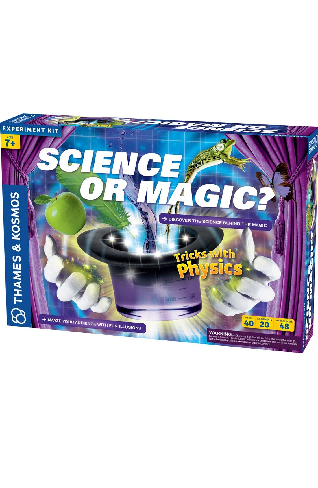 'Science or Magic?' Kit,                             Alternate thumbnail 2, color,                             No Color