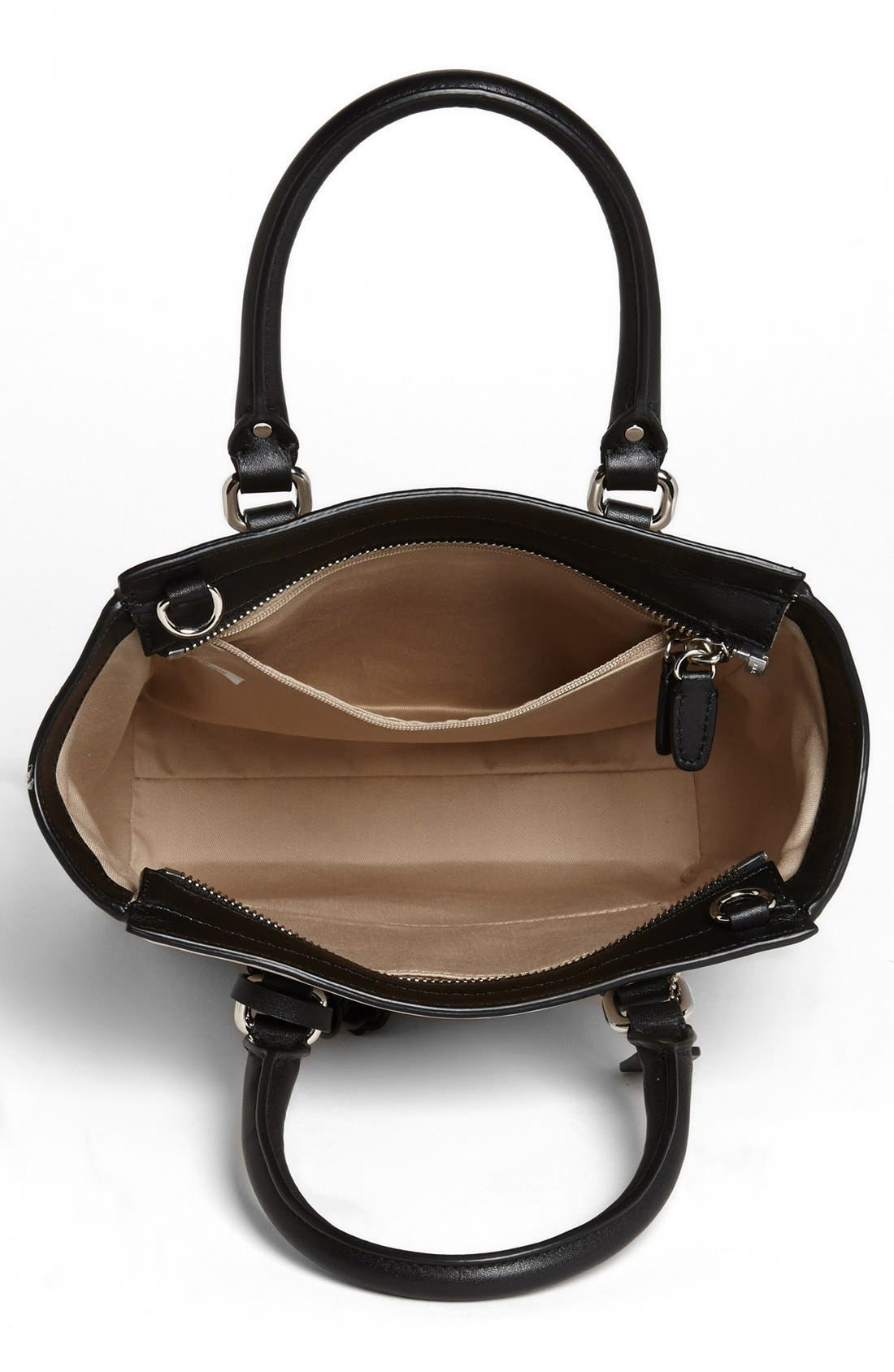 Alternate Image 3  - COACH 'Legacy Two Tone Tanner- Mini' Leather Tote
