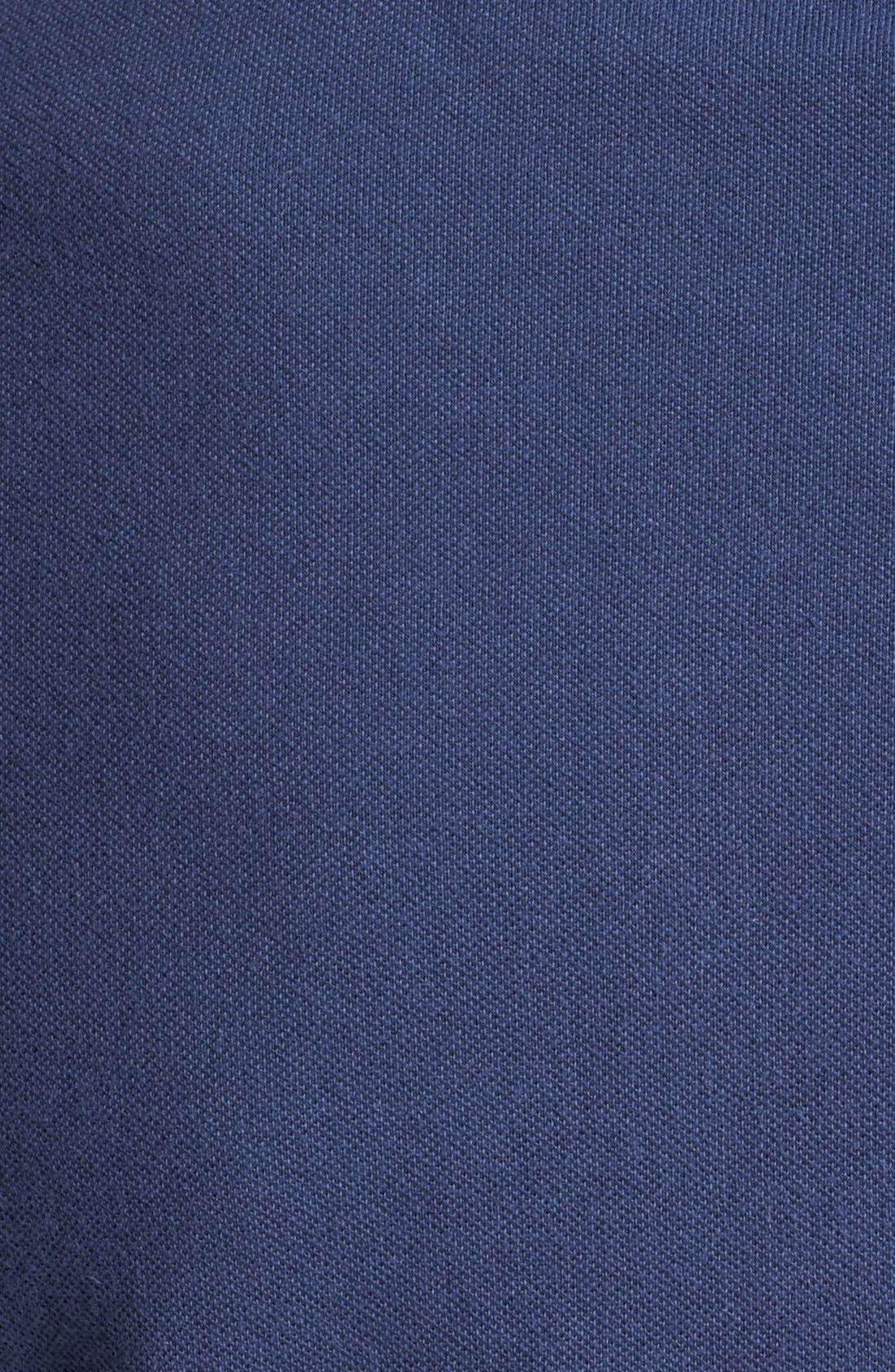 Alternate Image 3  - Neil Barrett Print Piqué Polo