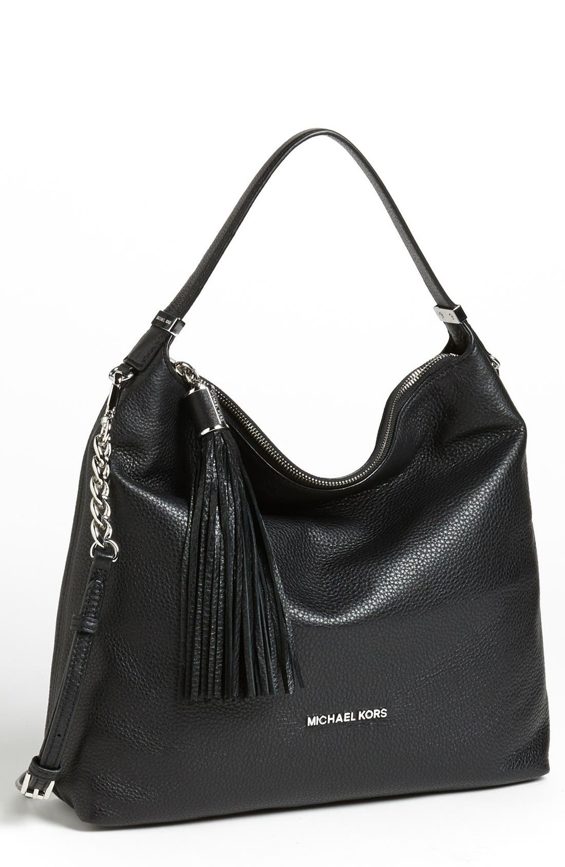 Alternate Image 1 Selected - MICHAEL Michael Kors 'Weston - Large' Shoulder Bag
