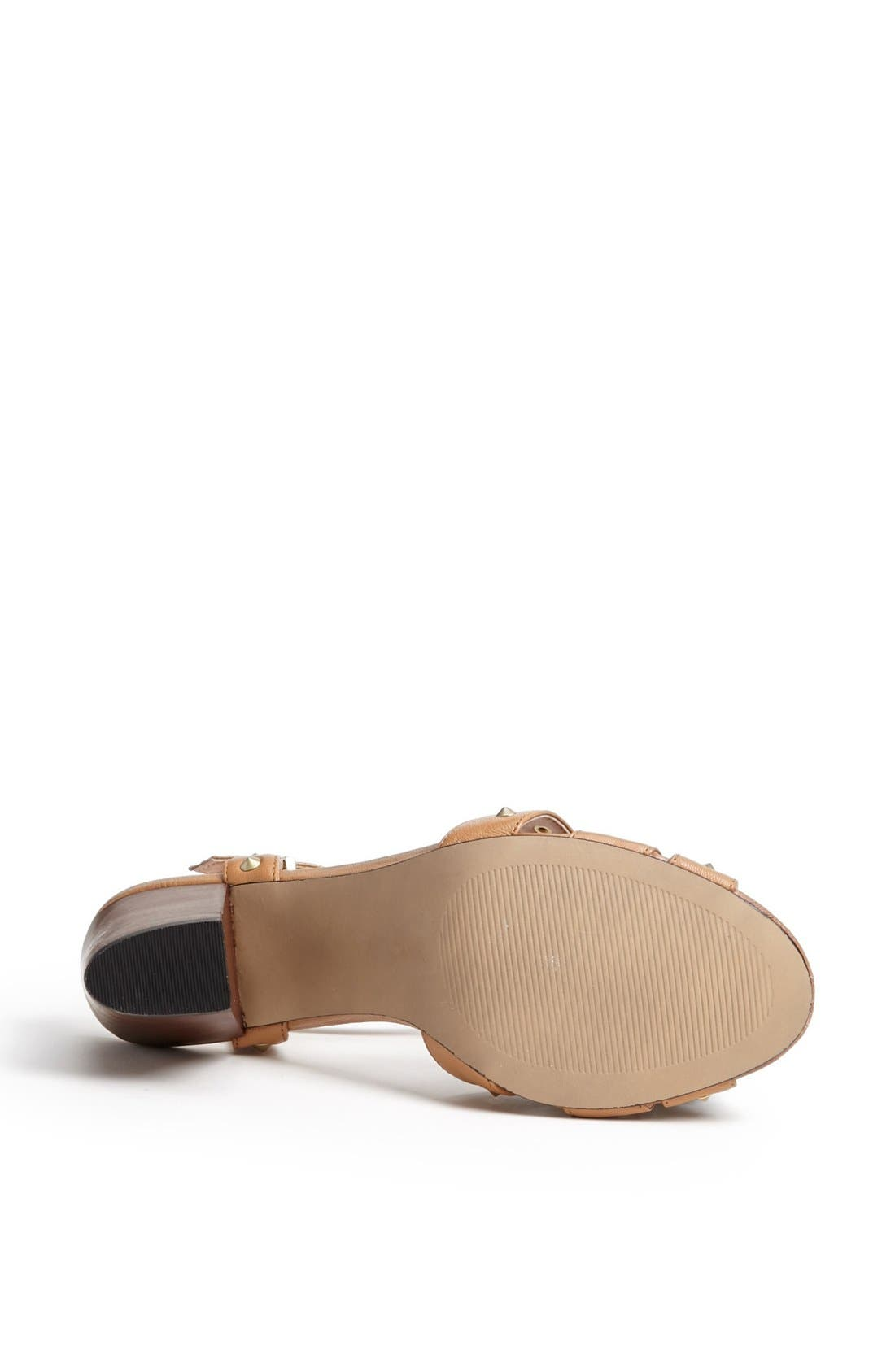 Alternate Image 4  - Julianne Hough for Sole Society 'Mollie' Sandal