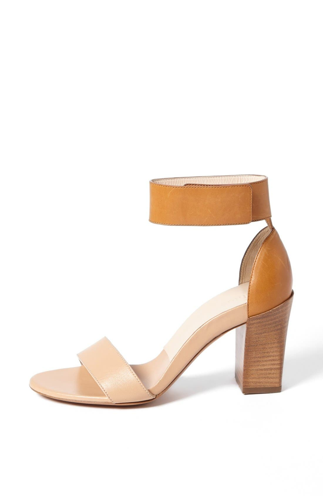 Alternate Image 4  - Chloé 'Gala - Soft Apricot' Sandal