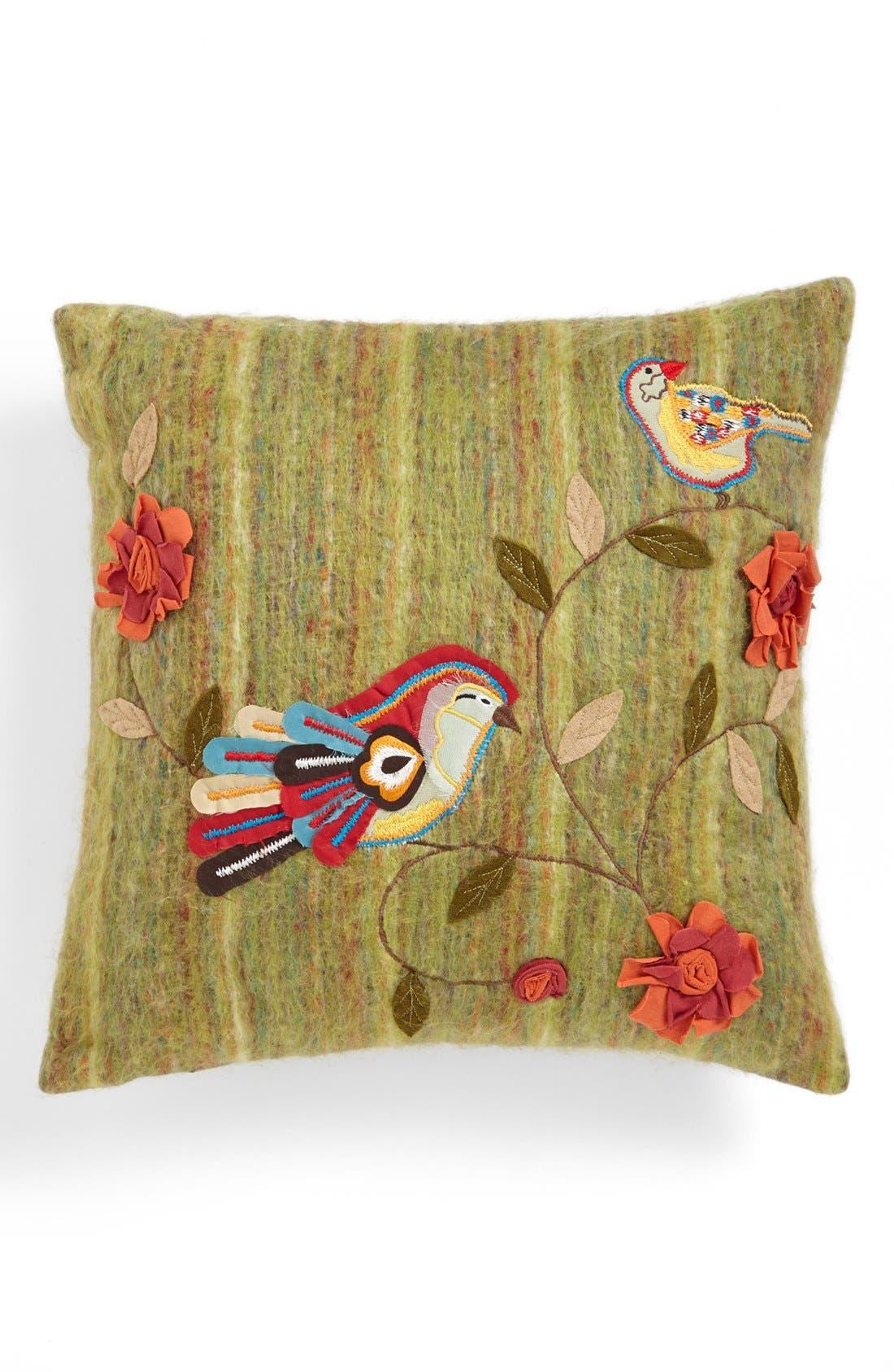Main Image - Shiraleah 'Birds' Pillow