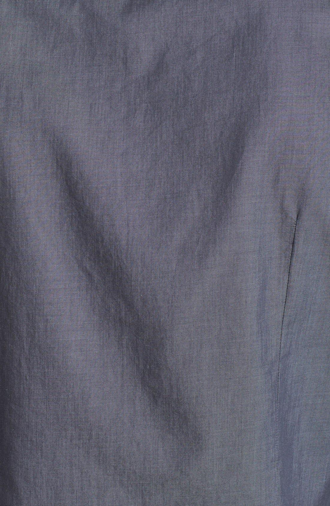 Alternate Image 3  - BOSS HUGO BOSS 'Lorenzo' Regular Fit Chambray Sport Shirt