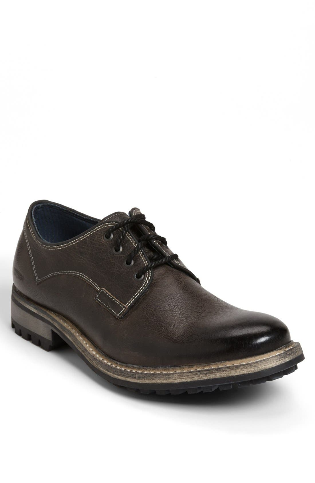 Alternate Image 1 Selected - Kenneth Cole Reaction 'Court Less-Ter' Plain Toe Derby