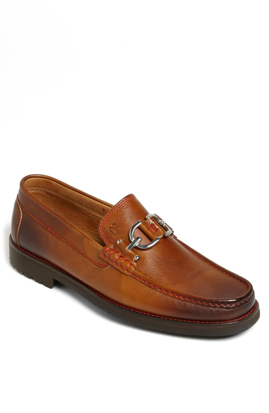 Alternate Image 1 Selected - Donald J Pliner 'Dustee' Bit Loafer