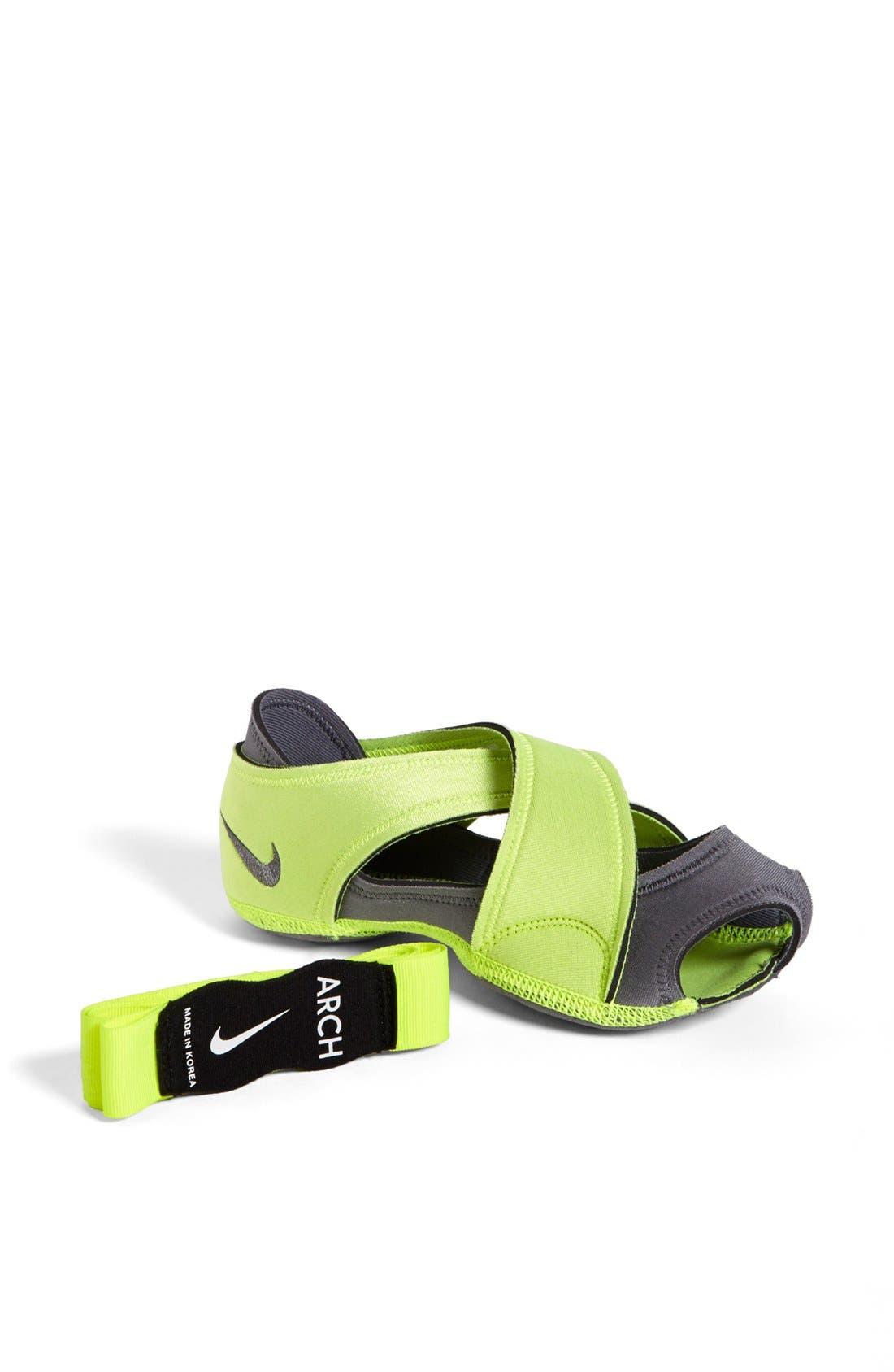 Alternate Image 3  - Nike 'Studio Wrap Pack' Yoga Training Shoe (Women)