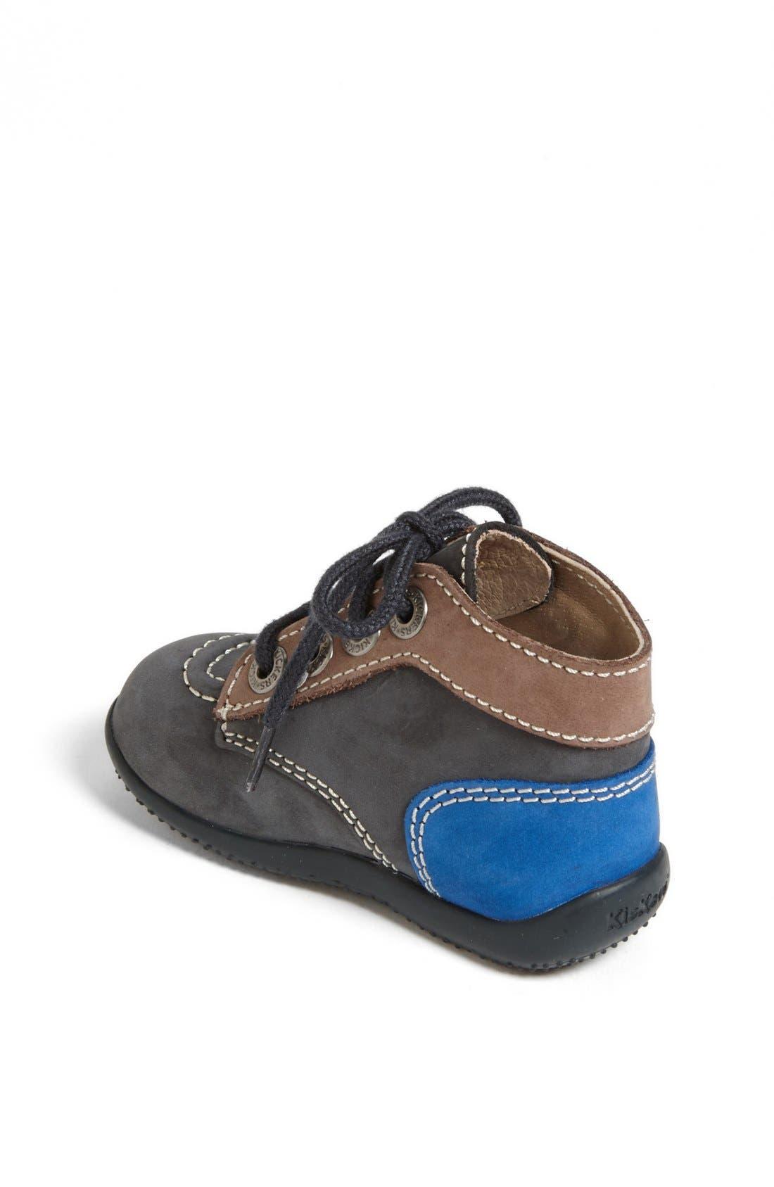 Alternate Image 2  - Kickers 'Bonbon 82' Boot (Baby, Walker & Toddler)