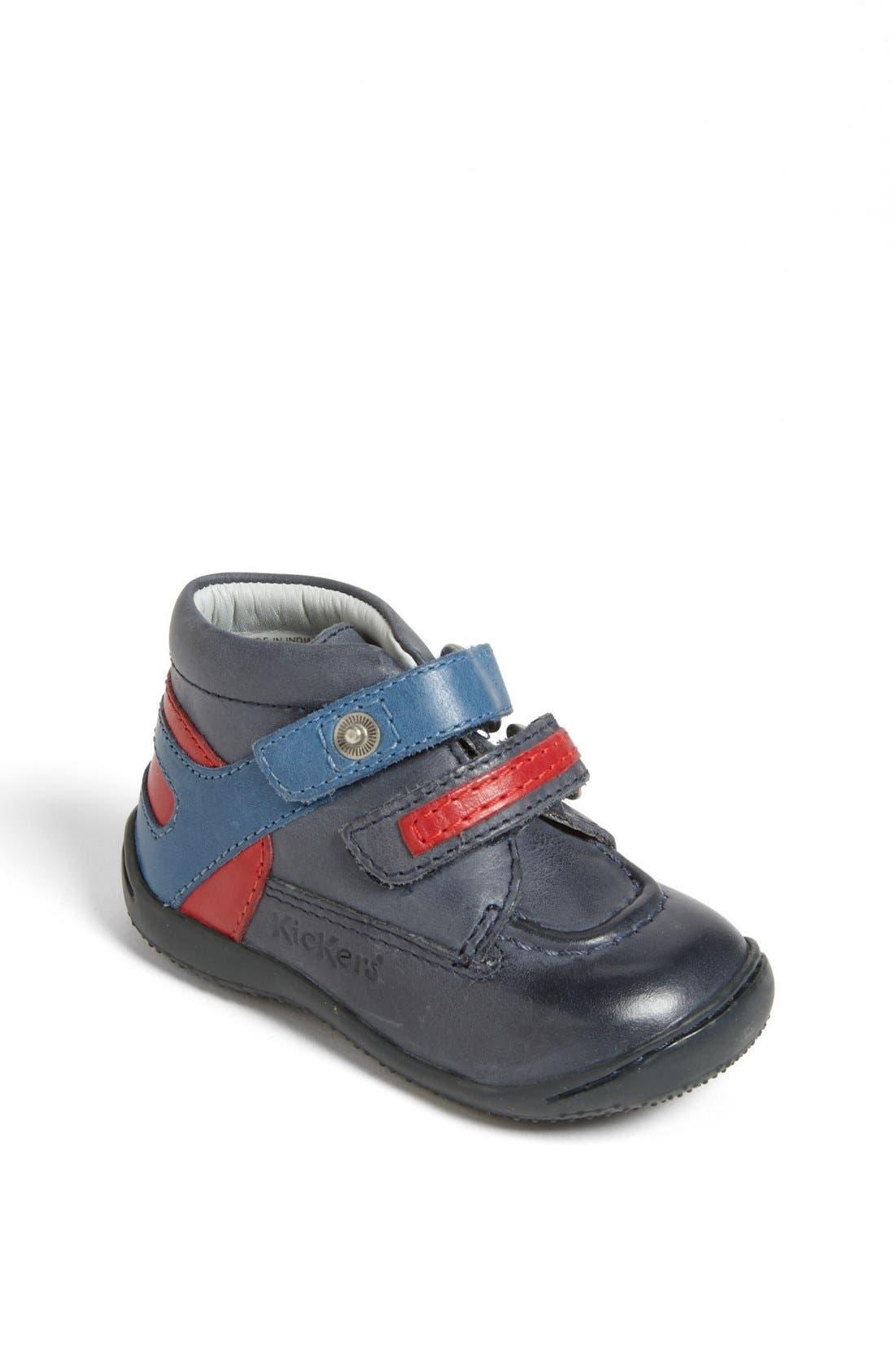 Alternate Image 1 Selected - Kickers 'Geneva' Boot (Baby, Walker & Toddler)