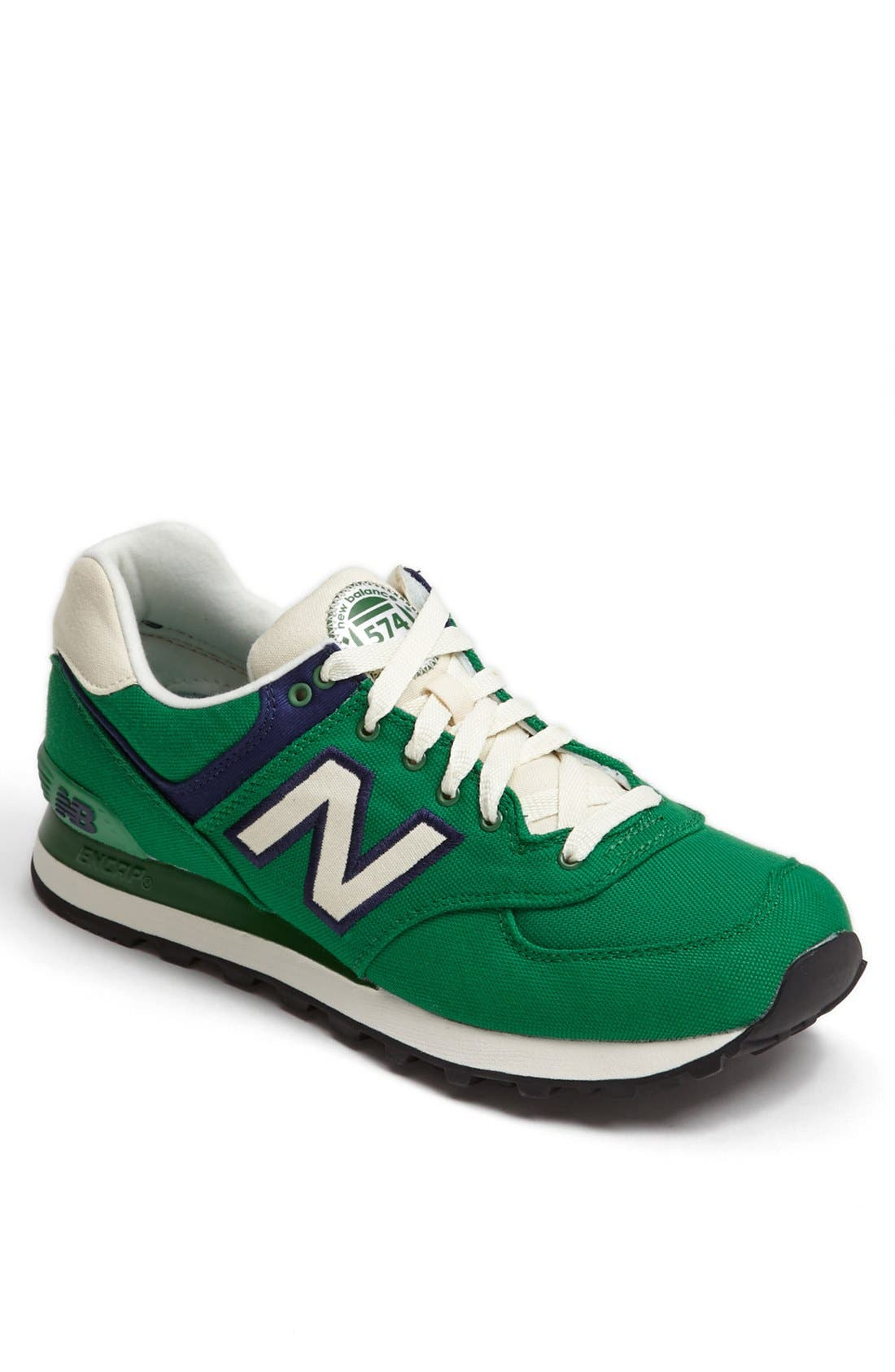 Alternate Image 1 Selected - New Balance '574 Rugby' Sneaker (Men)