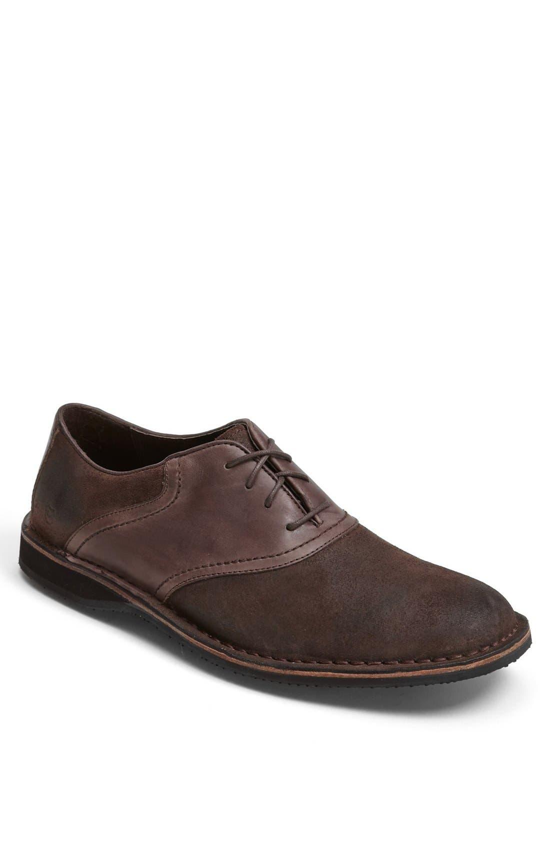 Alternate Image 1 Selected - Andrew Marc 'Dorchester' Saddle Shoe (Men)
