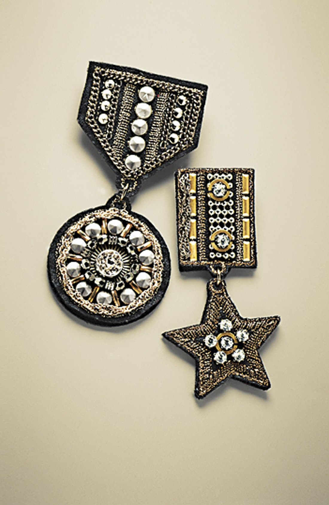 Alternate Image 3  - Cara 'Special Military' Embellished Pin
