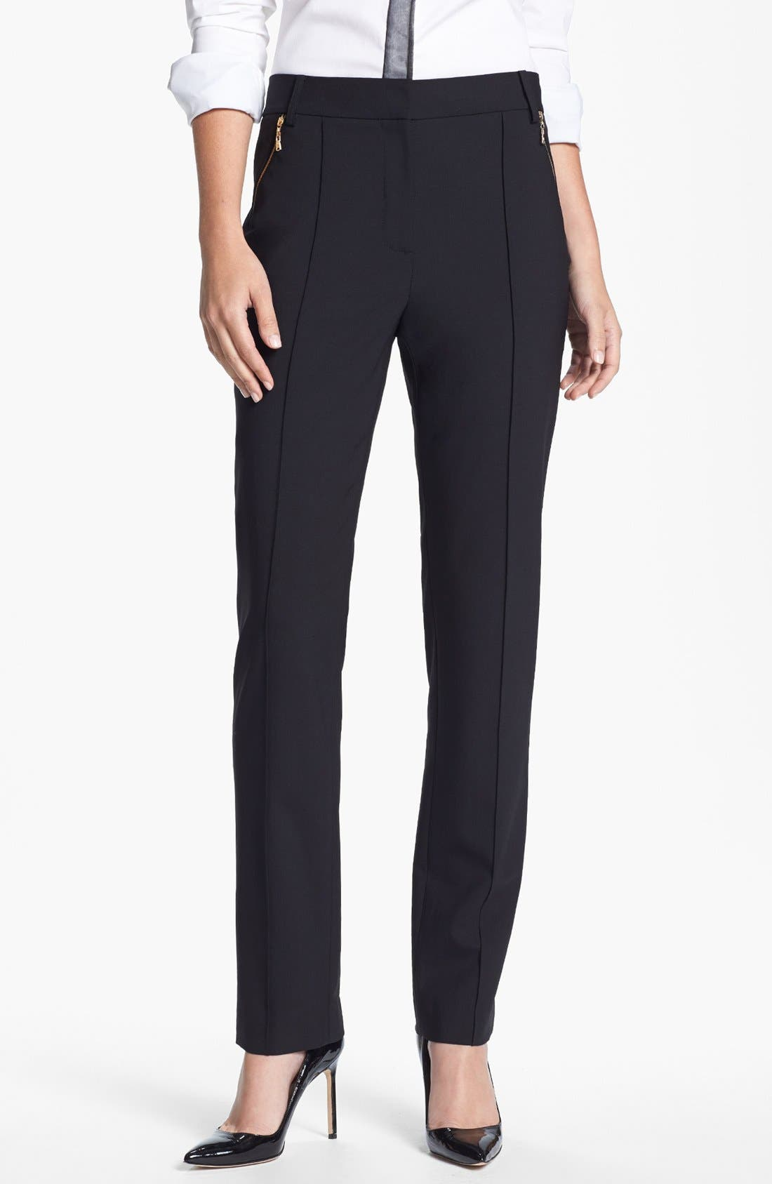 Main Image - Rachel Roy Zip Pocket Trousers