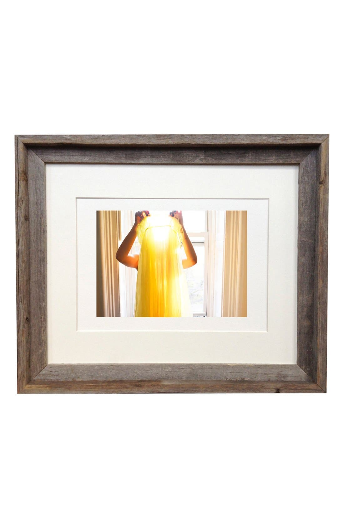 Alternate Image 1 Selected - She Hit Pause Studios 'Yellow Dress' Wall Art