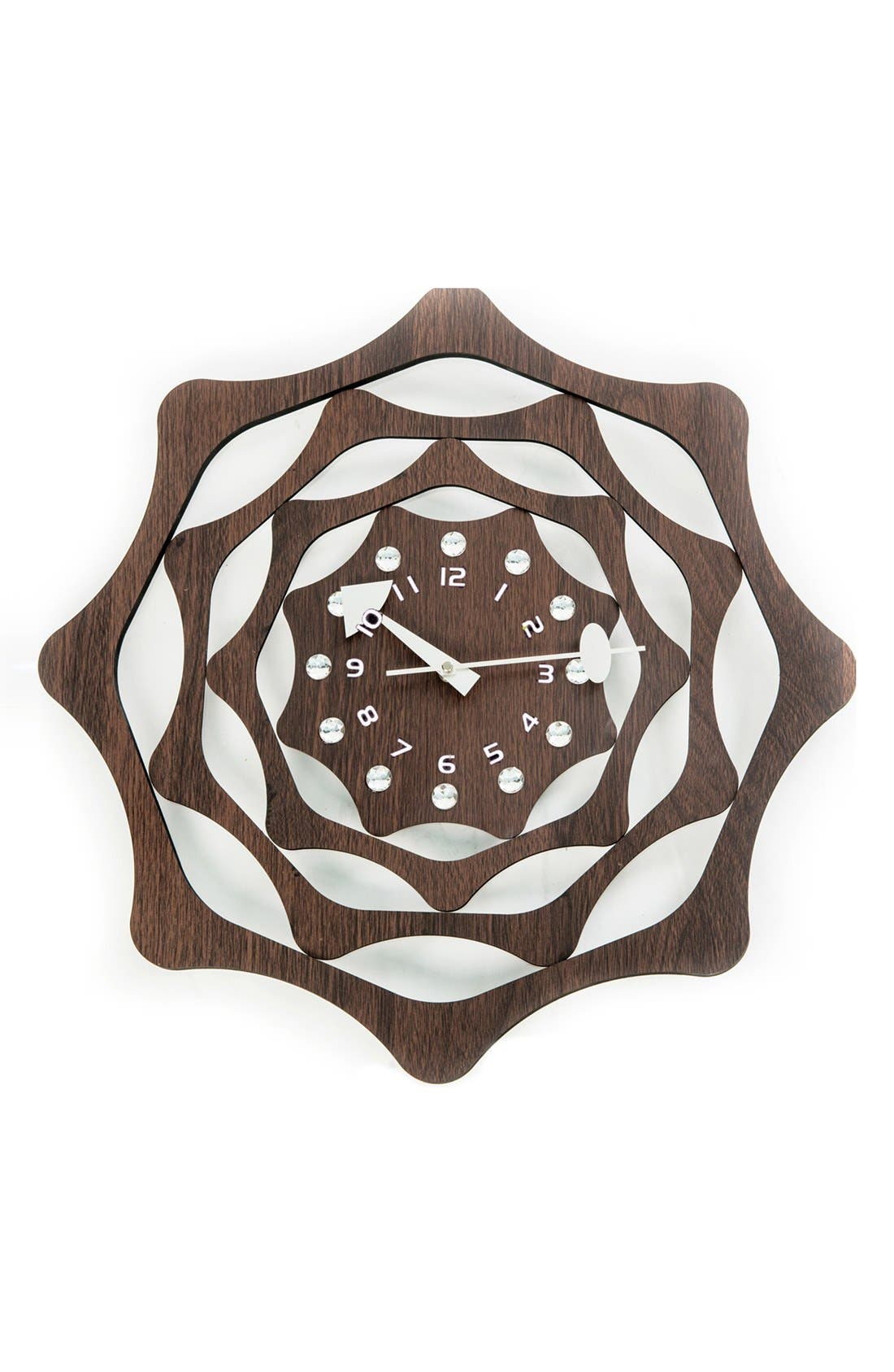 Alternate Image 1 Selected - World Friendly World 'Webb' Wall Clock