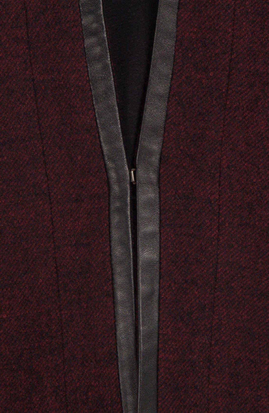 Alternate Image 3  - maje 'Douzaine' Wool Jacket