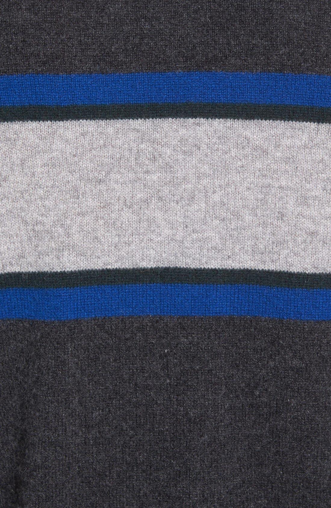 Alternate Image 3  - 1901 Cashmere V-Neck Sweater