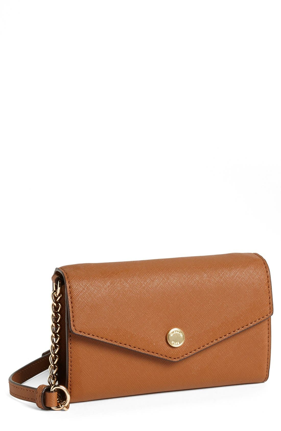 Main Image - MICHAEL Michael Kors Crossbody Phone Bag