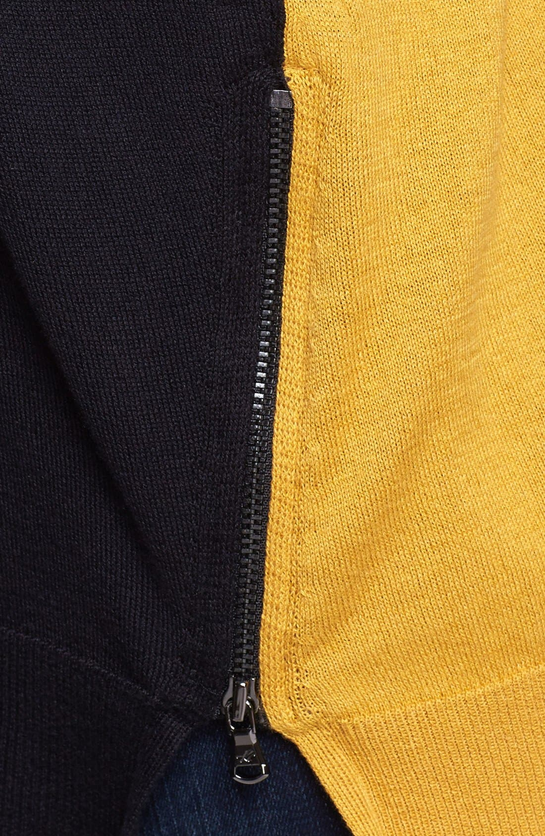 Alternate Image 3  - Kenneth Cole New York 'Oden' Colorblock Sweater