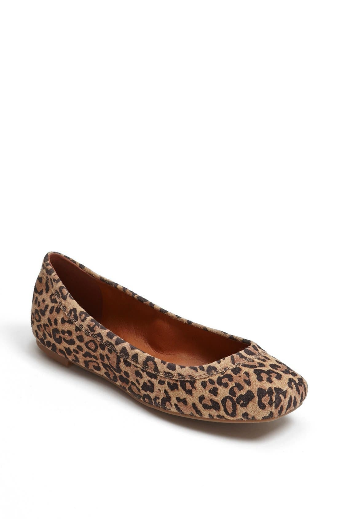 Alternate Image 1 Selected - Lucky Brand 'Santana' Flat