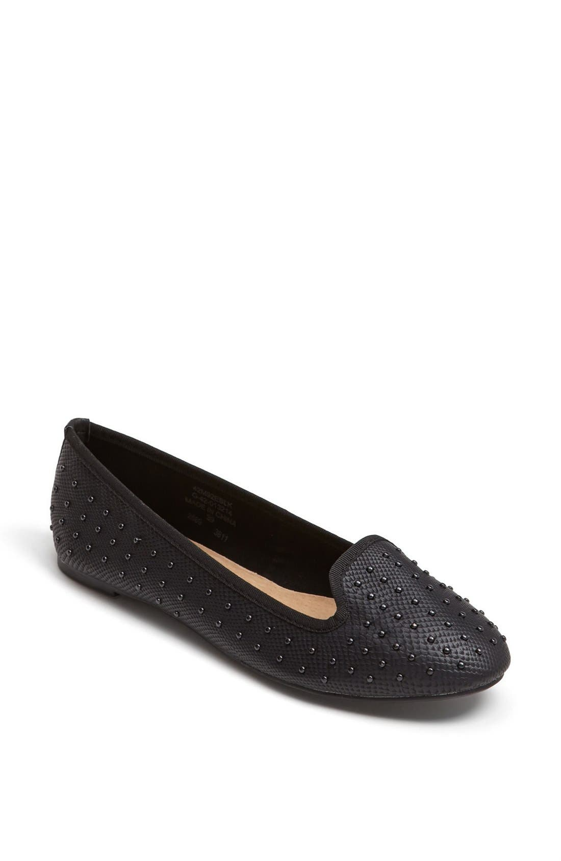 Alternate Image 1 Selected - Topshop 'Miko' Smoking Slipper