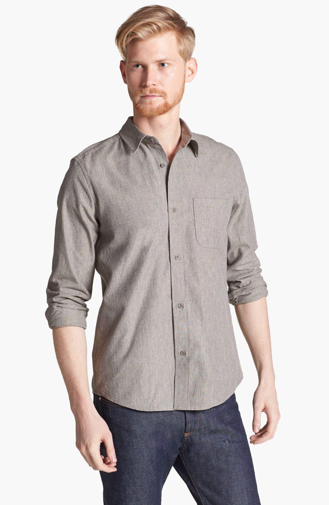 Main Image - Pendleton Portland Collection 'Yachats' Cotton Shirt