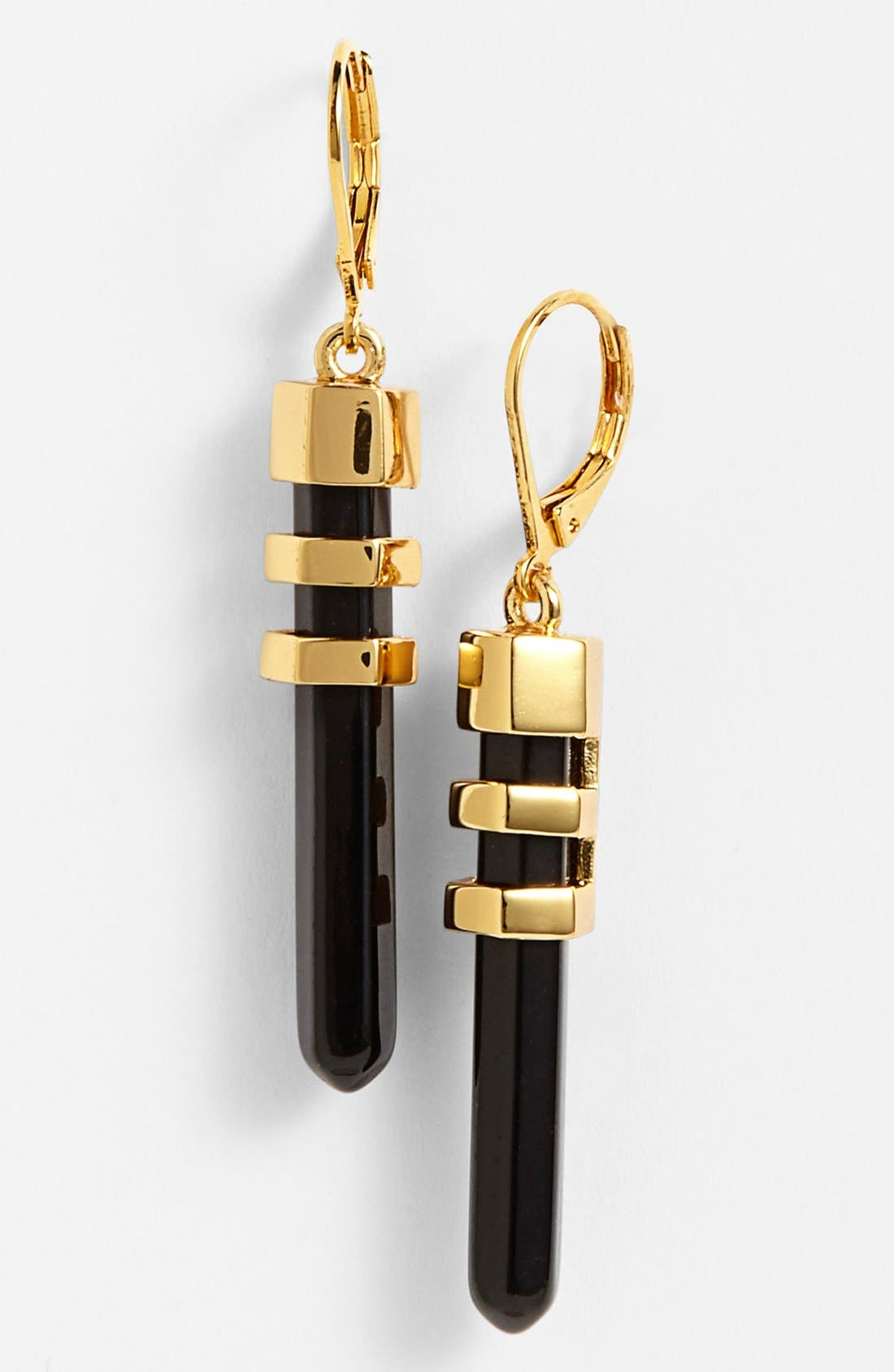 Alternate Image 1 Selected - Vince Camuto 'Bullet Proof' Drop Earrings
