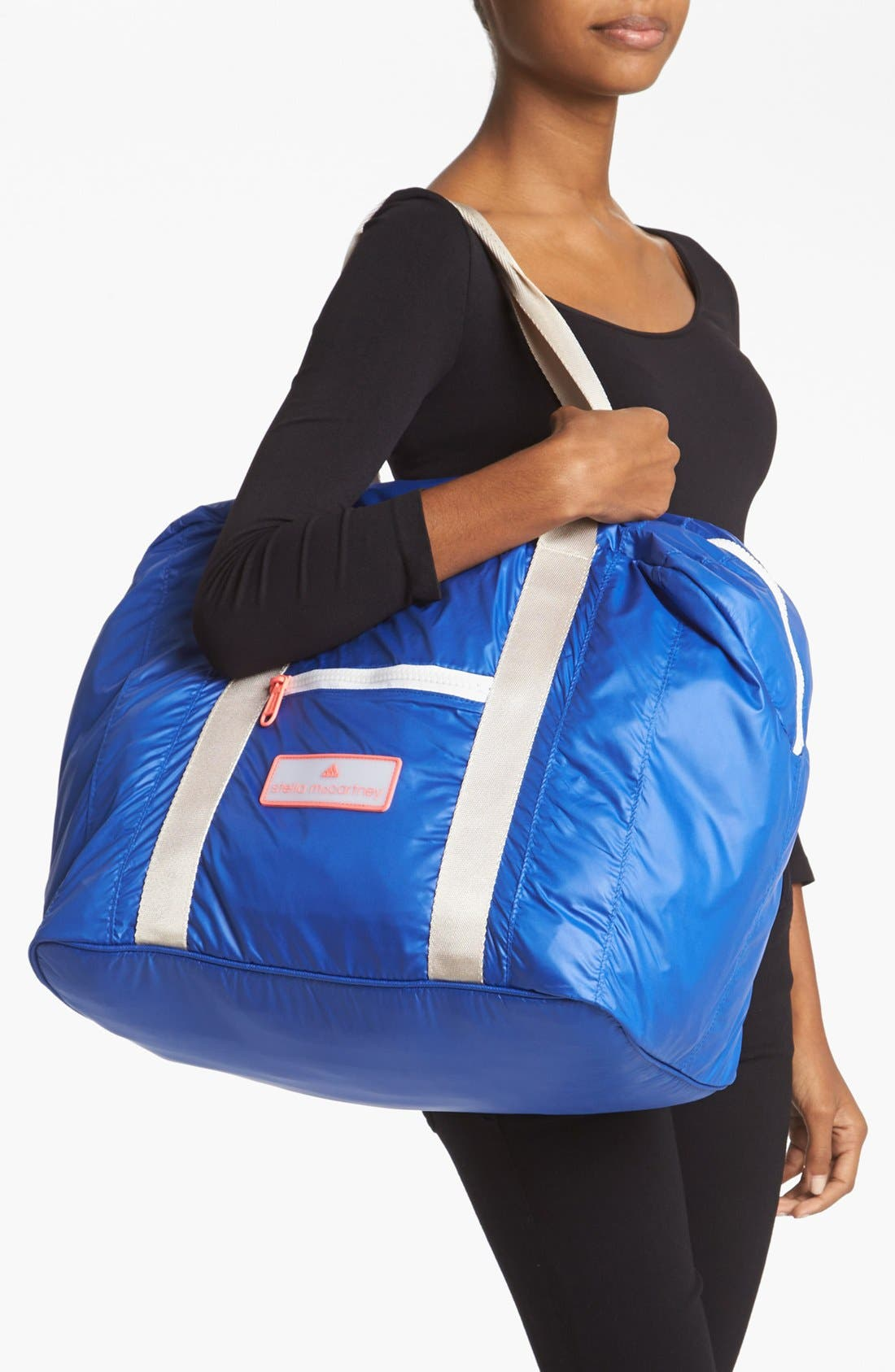 Alternate Image 4  - adidas by Stella McCartney 'Big Carry On' Bag