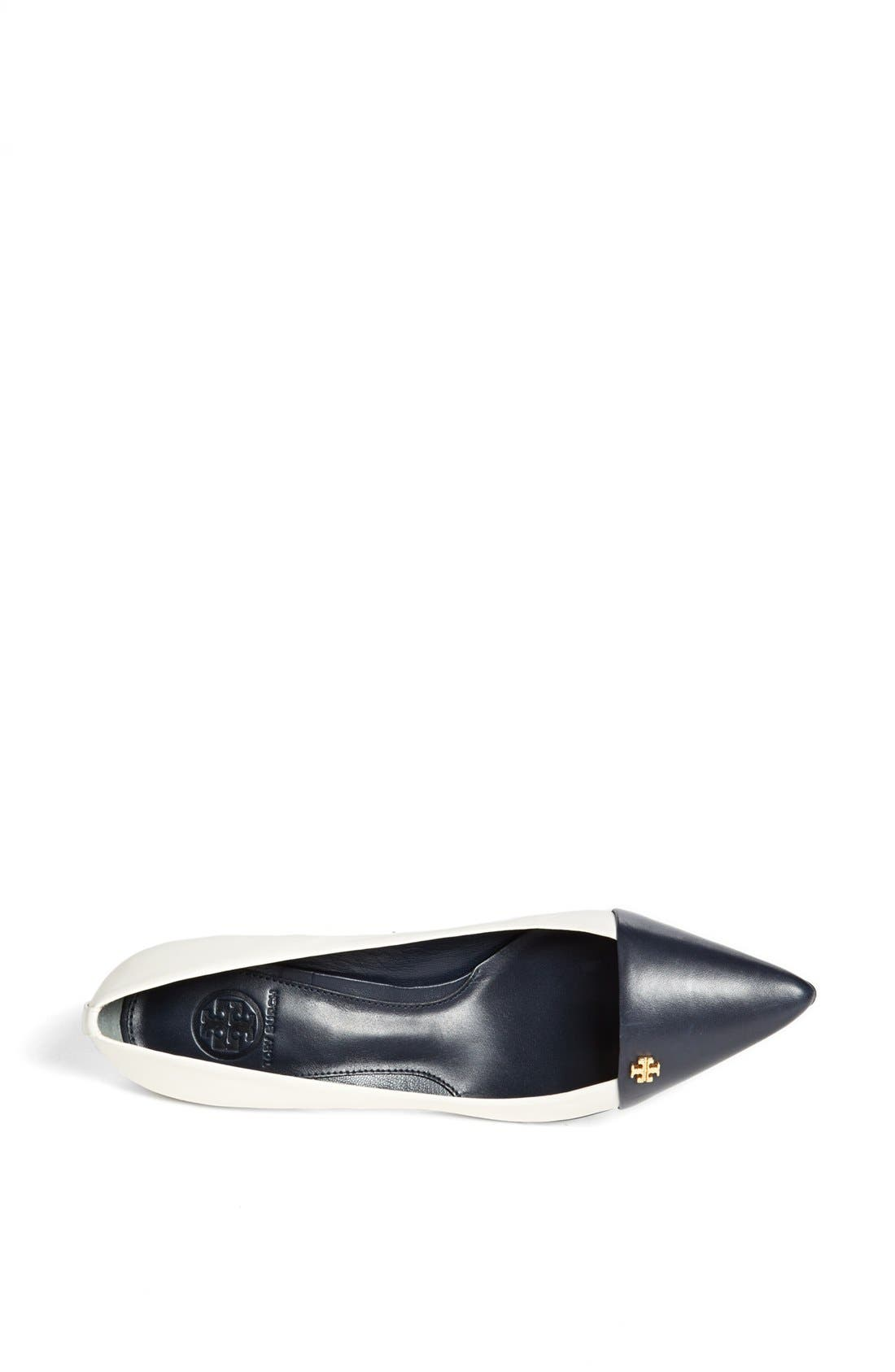 Alternate Image 4  - Tory Burch 'Crawford' Pump (Online Only)