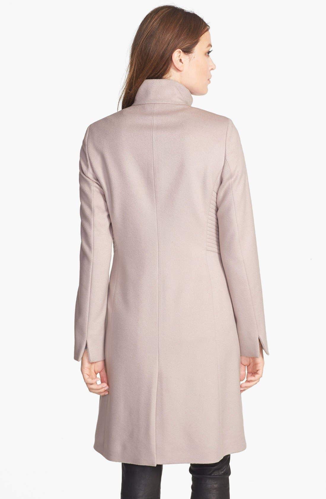 Alternate Image 2  - BOSS HUGO BOSS 'Camilla' Wool Coat