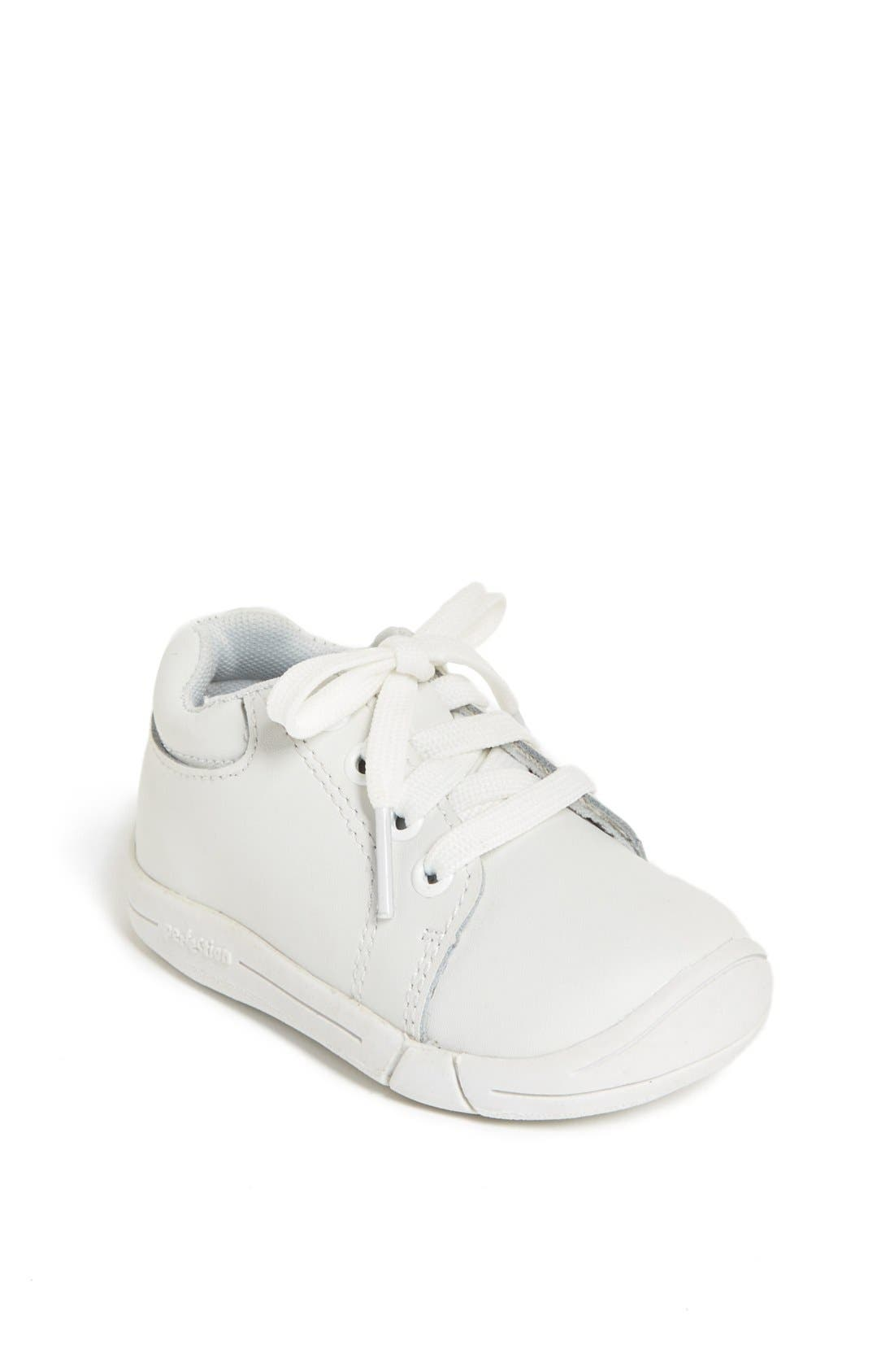 Alternate Image 1 Selected - Jumping Jacks 'Perfection' Sneaker (Baby, Walker & Toddler)