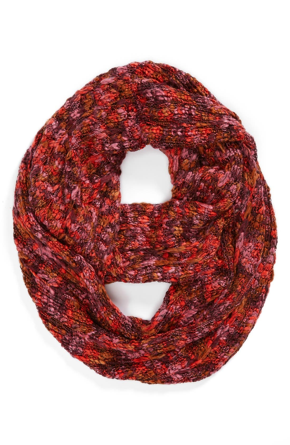 Alternate Image 1 Selected - David & Young Infinity Scarf (Juniors)